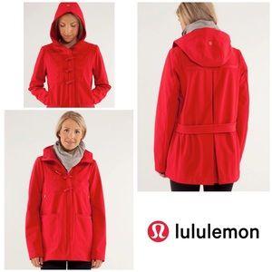 Lululemon Paddington Softshell Waterproof Jacket 4